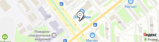 Русские деньги на карте Иваново