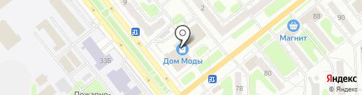 Регион-Строй на карте Иваново