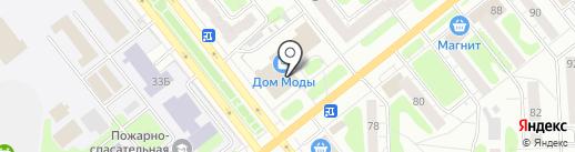 Энергия на карте Иваново