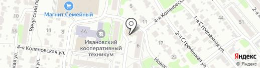 Мечта на карте Иваново