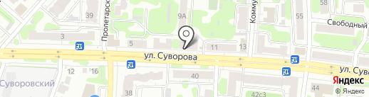 ЛВ-Карат на карте Иваново
