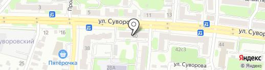 Изюминка на карте Иваново