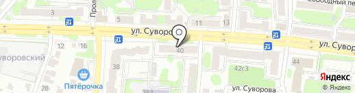 Всем по паре на карте Иваново