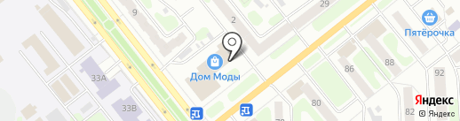 Настасья на карте Иваново