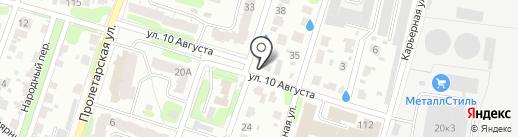 Ivxenon на карте Иваново