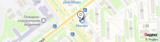 ФотоЛада на карте Иваново