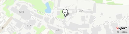 CLIO на карте Иваново