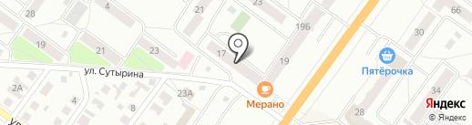 Сельский продукт на карте Костромы