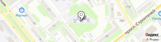 Детский сад №178 на карте Иваново