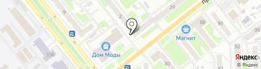 Стоматологический кабинет на карте Иваново