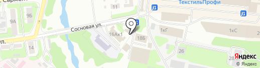 СпецКрой на карте Иваново