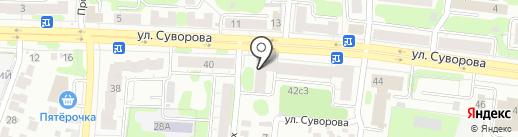Koks на карте Иваново