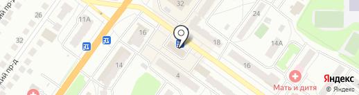 Маленькая страна на карте Костромы