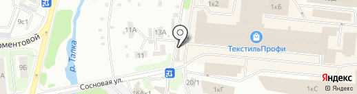 Кормилец на карте Иваново