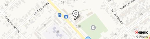 Цыплята-гриль на карте Новокубанска