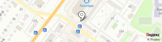 Lookbook на карте Костромы