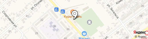 Мастерская по ремонту одежды на карте Новокубанска