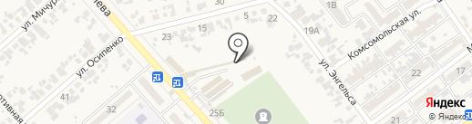 Домашняя выпечка на карте Новокубанска