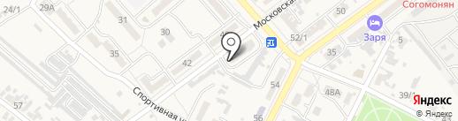 Мужской каприз на карте Новокубанска