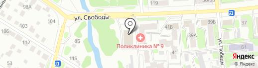 АЛКО-ТАЛКА на карте Иваново