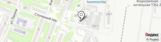 Авторазбор на карте Иваново