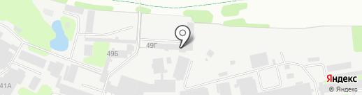 Ивановская областная спортивная общественная организация Федерация ушу на карте Иваново