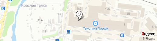 Сказка Шахеризады на карте Иваново