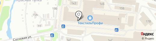 LISA на карте Иваново