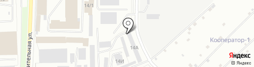 Proauto на карте Костромы