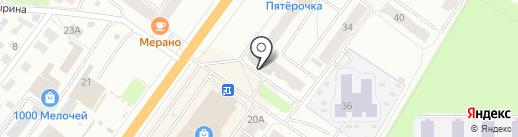 АвтоШарм на карте Костромы