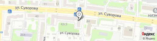 За углом на карте Иваново