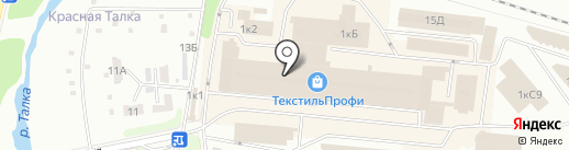 Магазин нижнего белья на карте Иваново