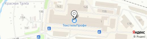 ТексМаркет на карте Иваново