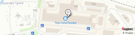Тривел на карте Иваново