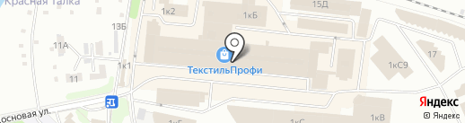 Вегатекс на карте Иваново