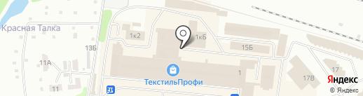 Amelli на карте Иваново