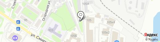 Ивэнергокомплект на карте Иваново