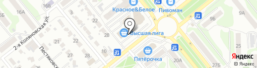 Start junior на карте Иваново