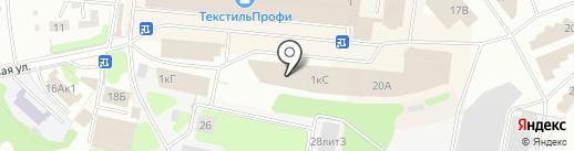 Сенюра Текстиль на карте Иваново