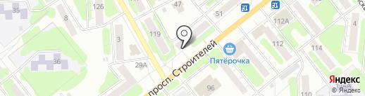 Экоферма-37 на карте Иваново