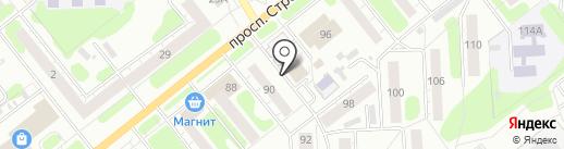 Пятёрочка на карте Иваново