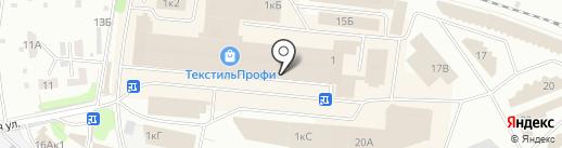 Амурные ночи на карте Иваново