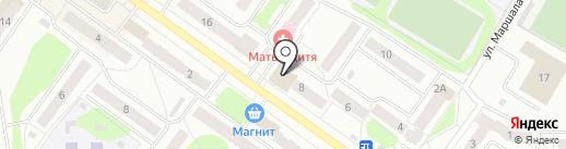 Энергия на карте Костромы