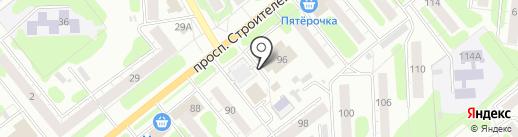 Искра Deluxe на карте Иваново