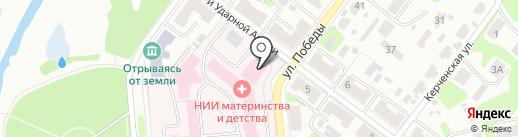 Моя аптека на карте Иваново