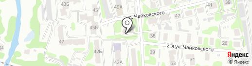 Управляющая компания жилищного хозяйства №4 на карте Иваново