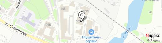 Печати5 на карте Иваново