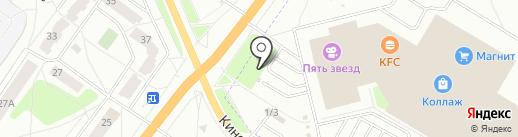 АвтоЕвропа на карте Караваево