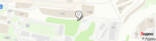 LIC на карте Иваново