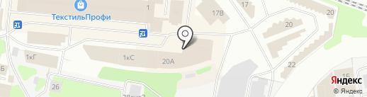 Магда на карте Иваново